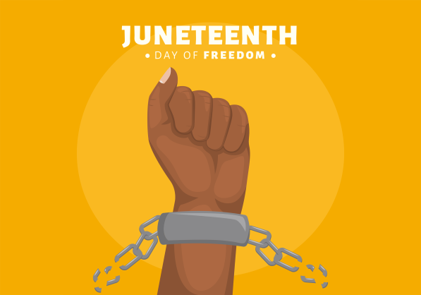 Juneteenth Day Flags