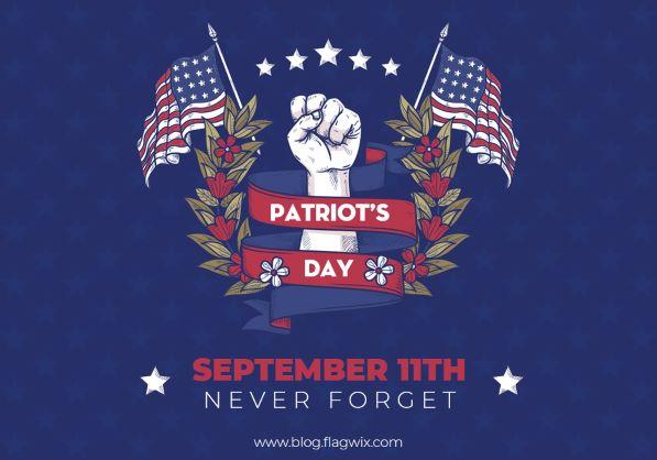 September 11th Never Forget